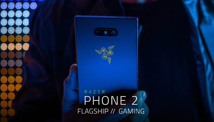 Razer Phone2(Razer)イメージ1