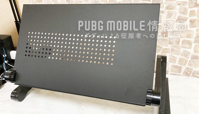 PUBGモバイルにおすすめのパソコンスタンド